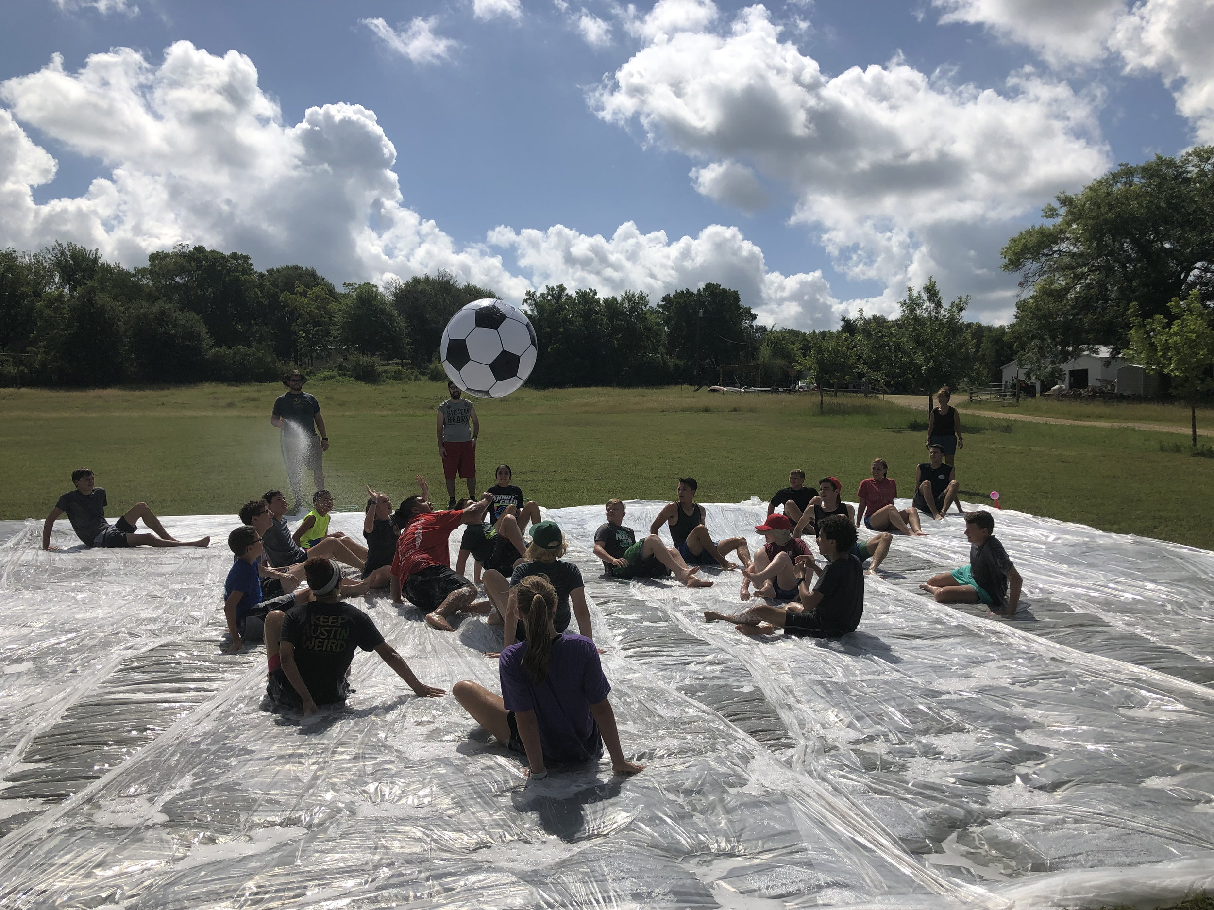 Summer Youth Camp -