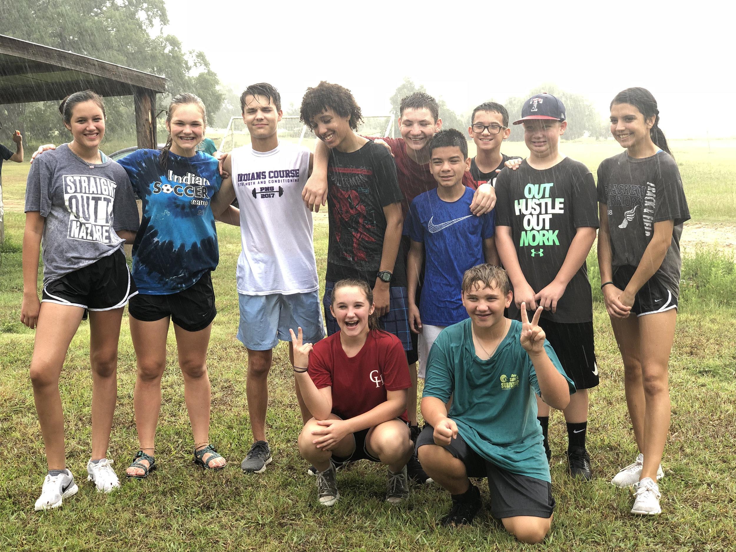 Youth Retreats -