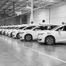 Automous EV Fleets
