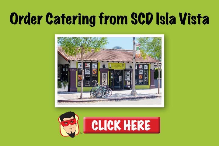 Isla Vista Food Delivery