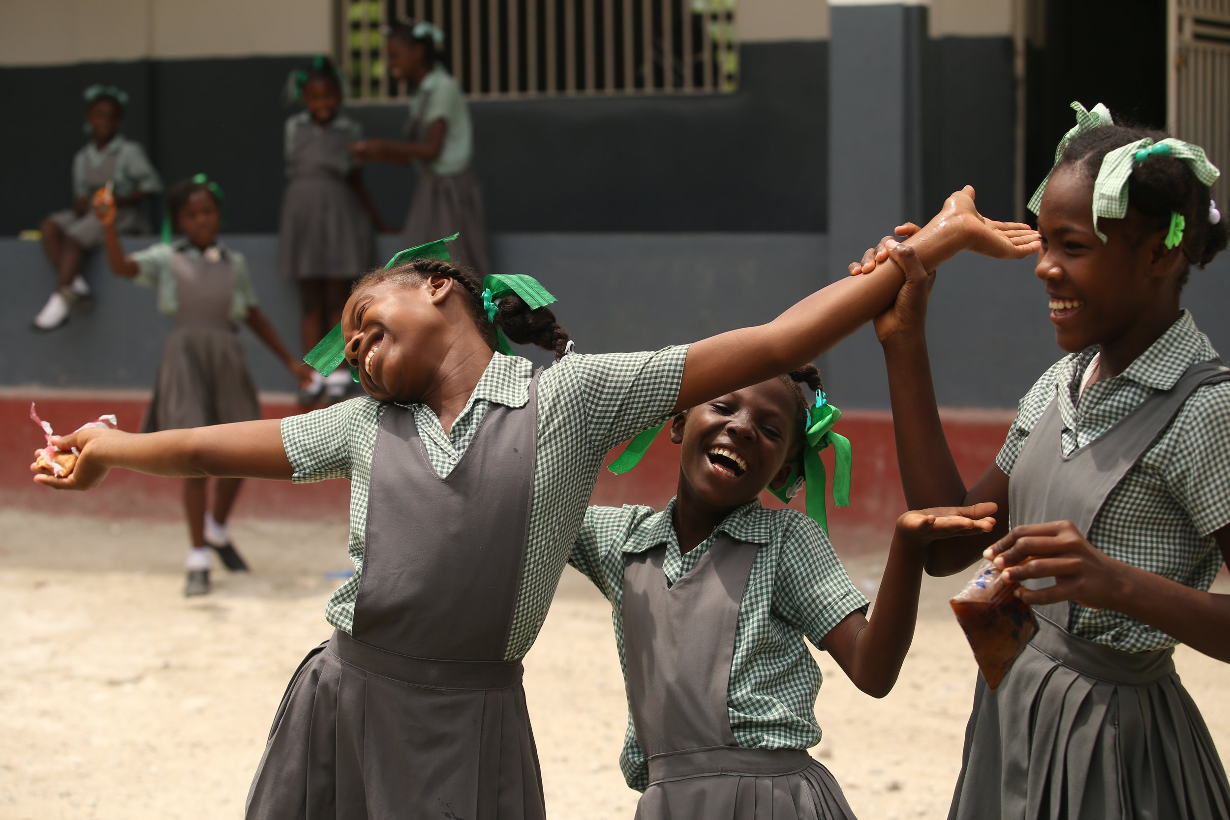 haiti students dancing.jpg