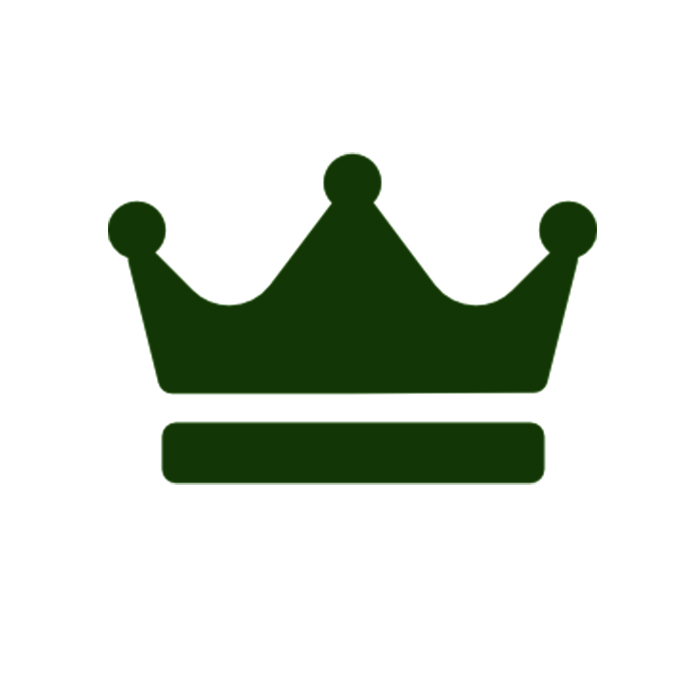 NW LOVE IN A BOX QUALITY ICON CROWN