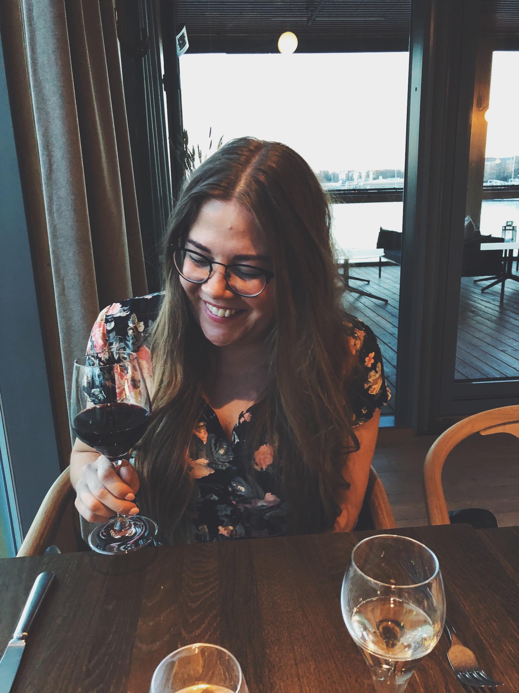 Allas Wine + Dine.