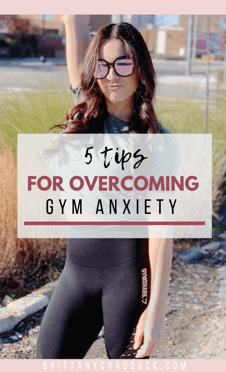 5 Tips for Overcoming Gym Anxiety