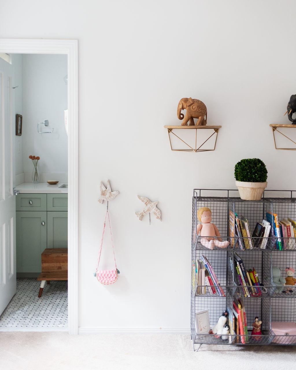 los angeles interior designer casual comfortable kids room