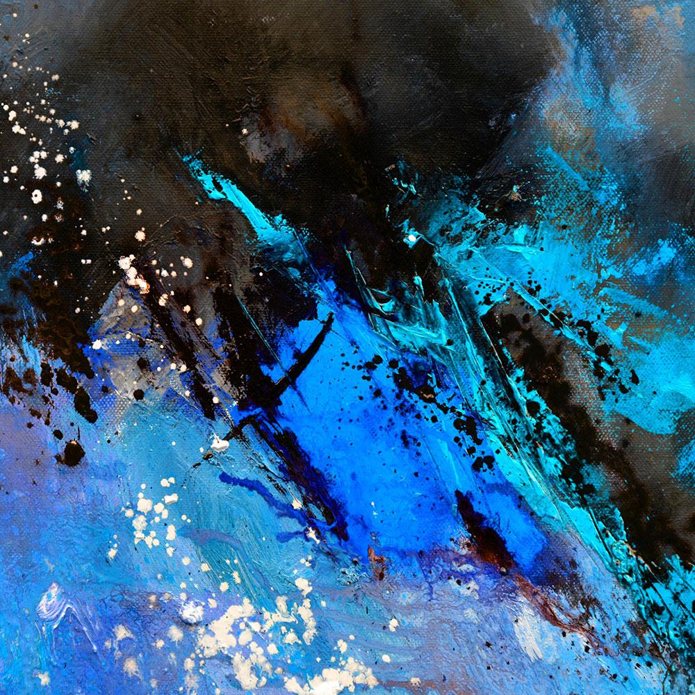 1. You send an artwork image. - Art by Pol Ledent