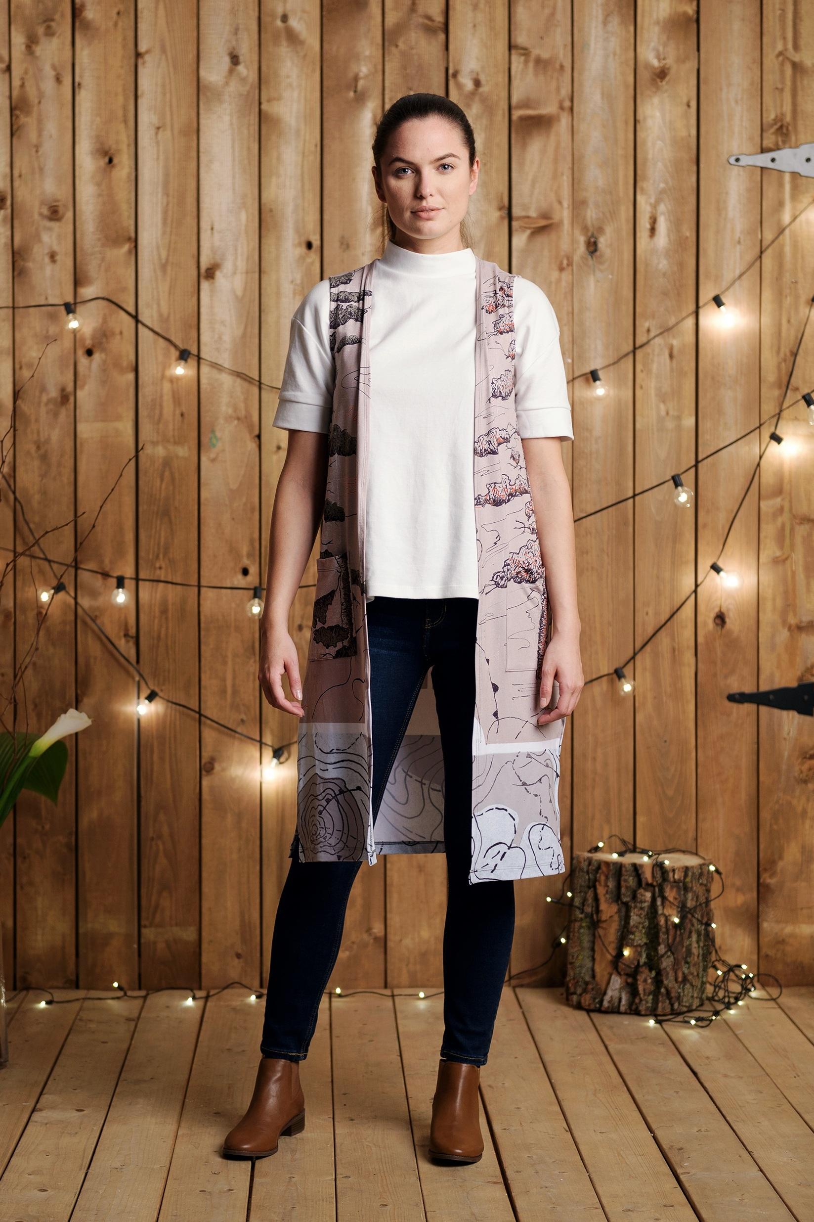 Cassatt Vest (WBL07)