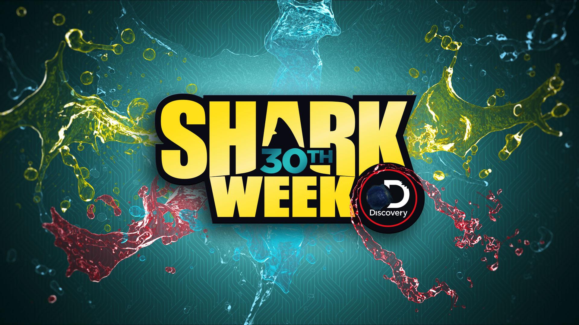 DISCOVERY    SHARK WEEK 30TH