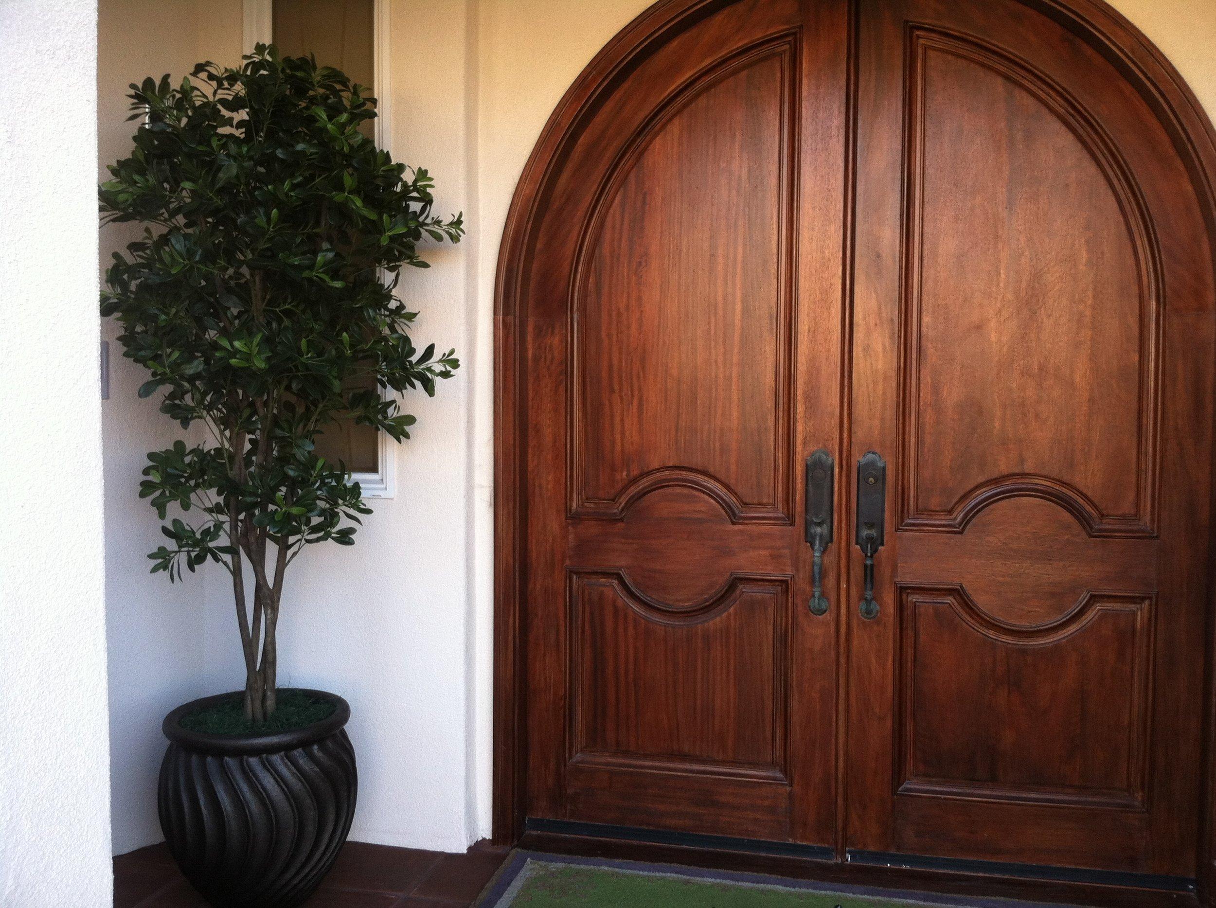 Private Residence - Replica tree