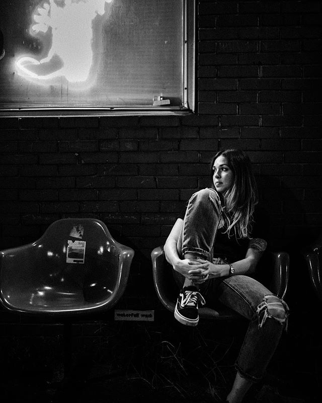 I like to go to bars alone. #sssad #sadpenny #penny #alone 📷 @_markcluney