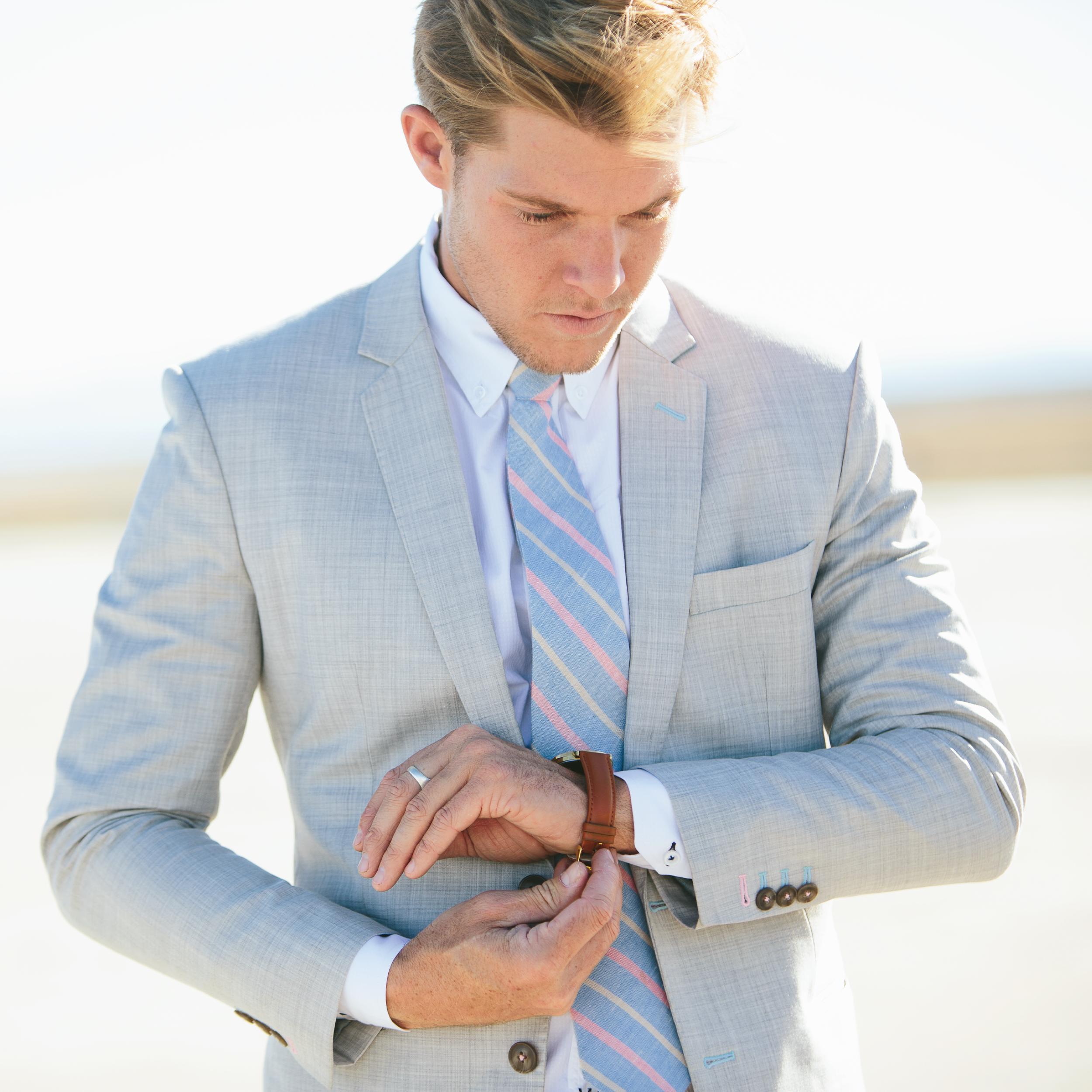 Bespoke Suit Utah