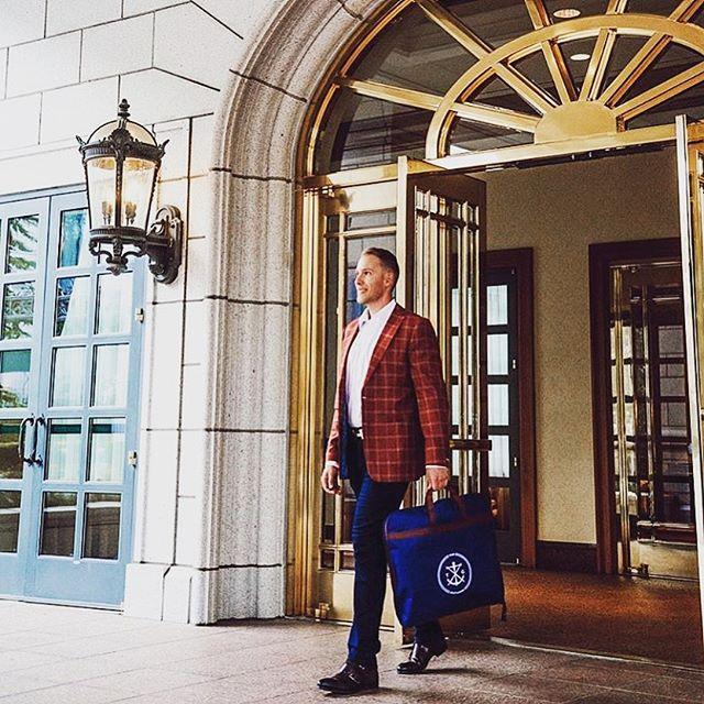 Love when clients show of their TG love. #realmenwearsuits #dapper #dandy #blazer #suit #gentleman #gent #entrepreneur #nyc