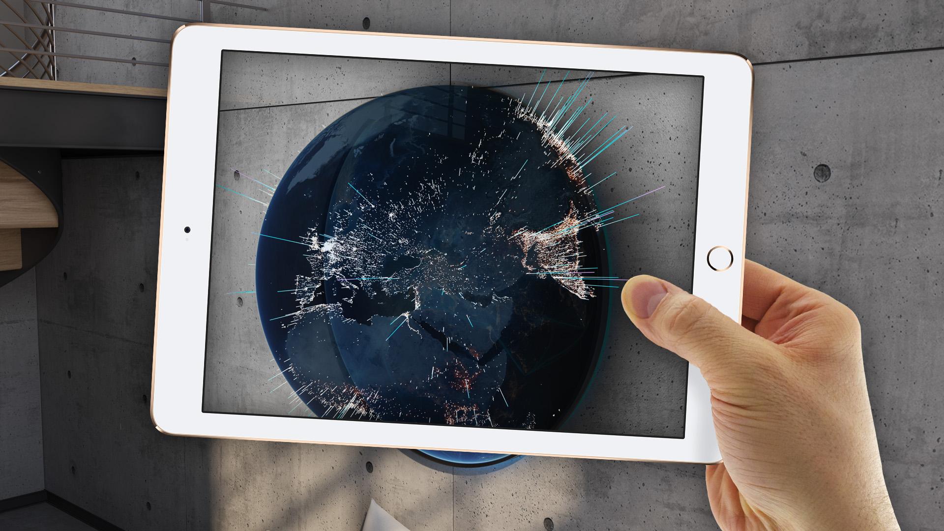 ARterra - Augmented artworks for planeteersComing soon