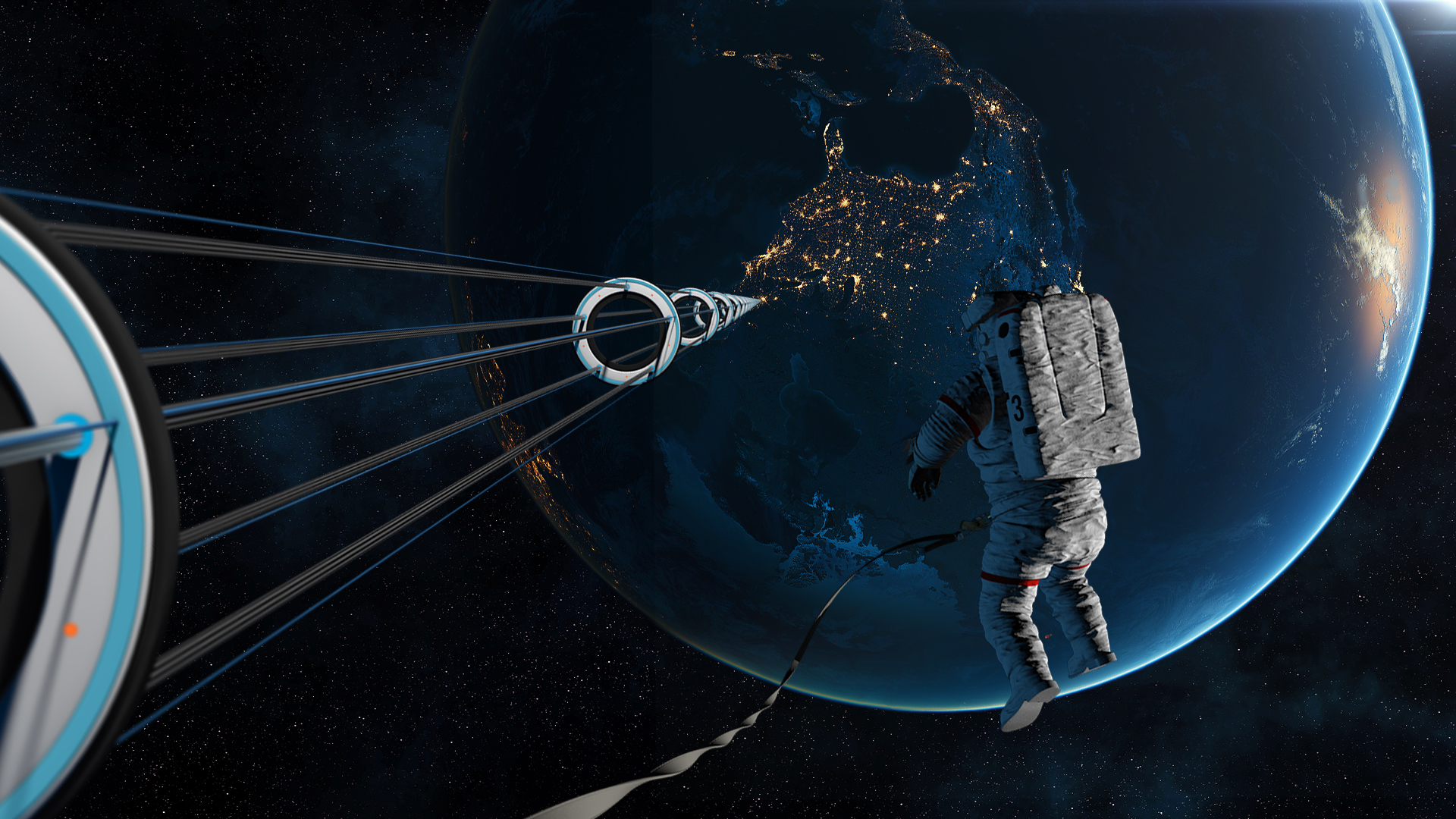 VERTEX - Experience Earth through space and timeComing soon