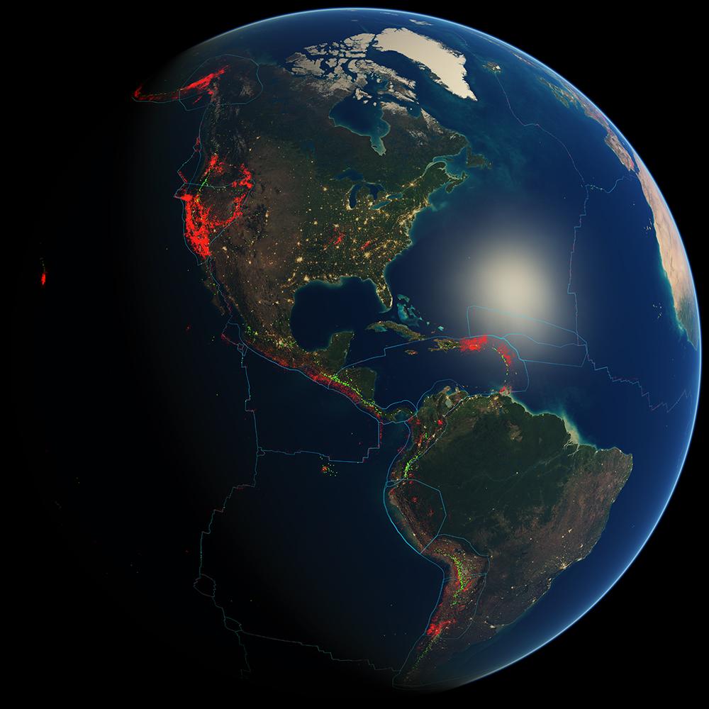 Global tectonic