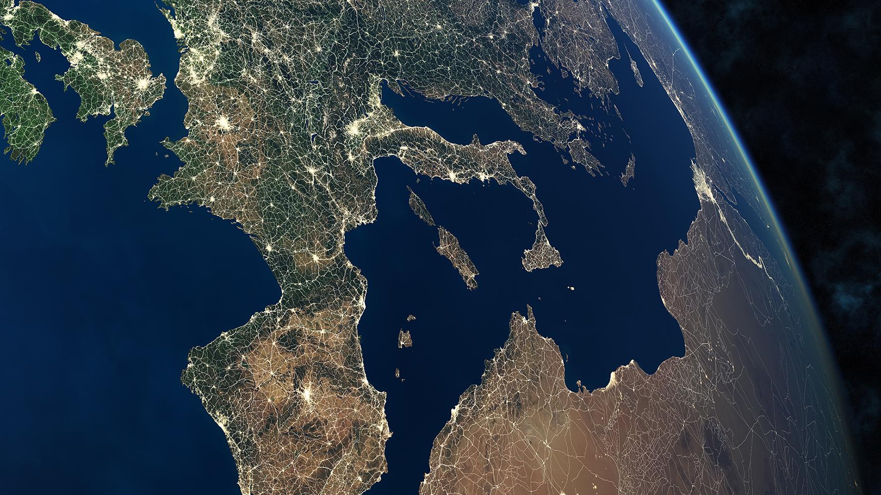 Anthropogenic Europe