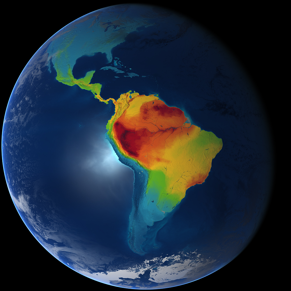 South American Species Richness