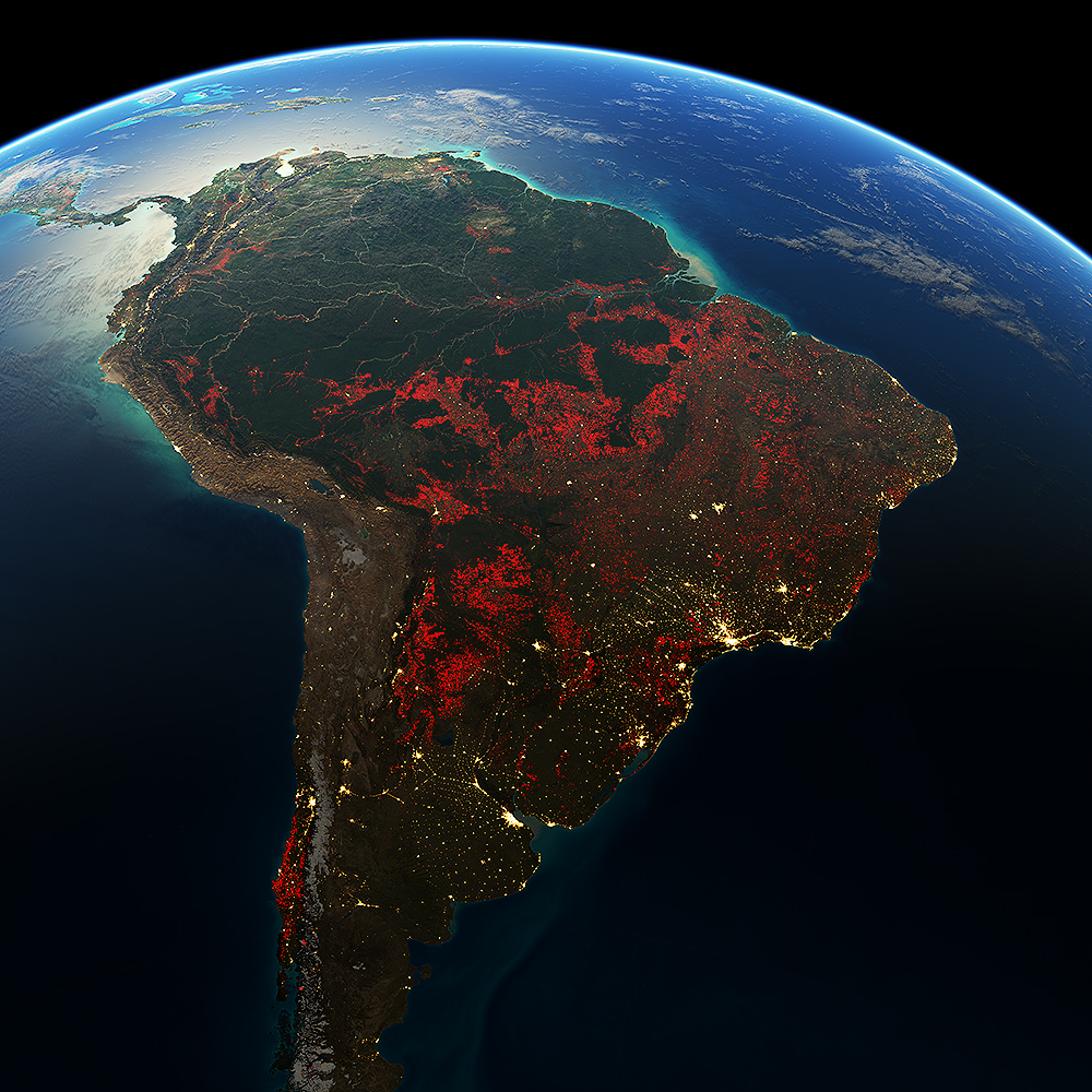 South American Deforestation