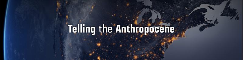 Telling the Anthropocene