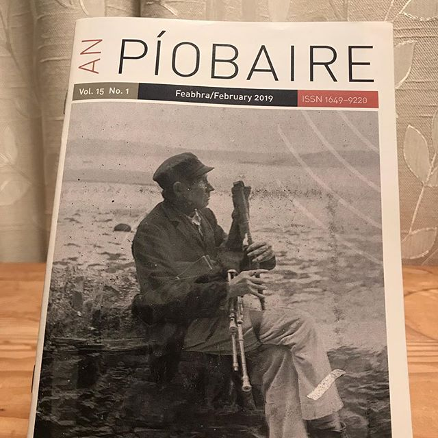 Nice to see a write-up of Good Piping in this quarter's An Píobaire 🎼! Thanks @napiobairiuilleann. . Copies of the film (DVD, Blu-ray) and movie art (posters!) can be ordered directly from the website GoodPipingFilm.com (link in bio 👆). You can also buy DVDs from @napiobairiuilleann & OssianUSA. You got choices! Enjoy the film!!!!