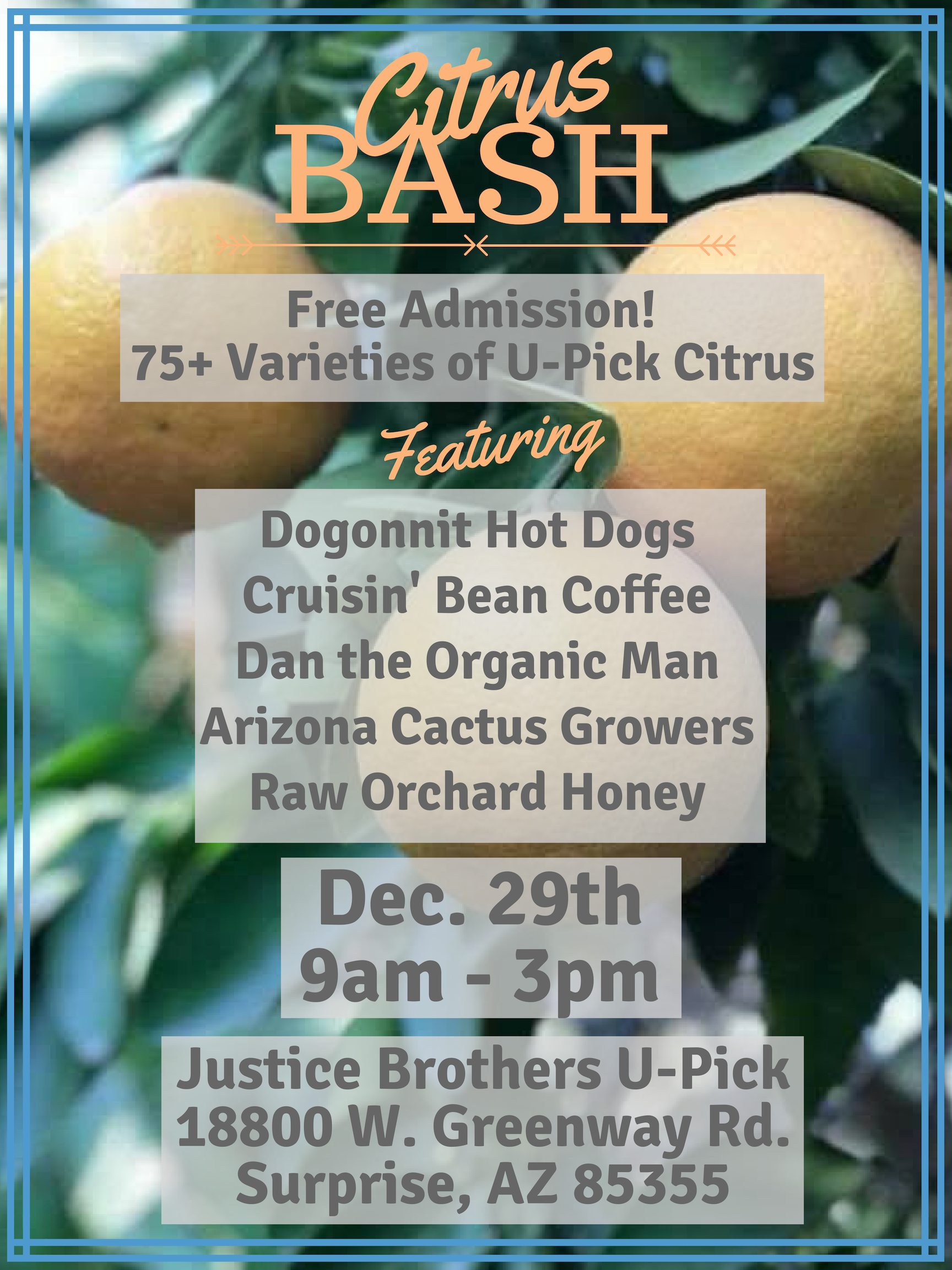 justice brothers upick December 2018 citrus bash poster.png