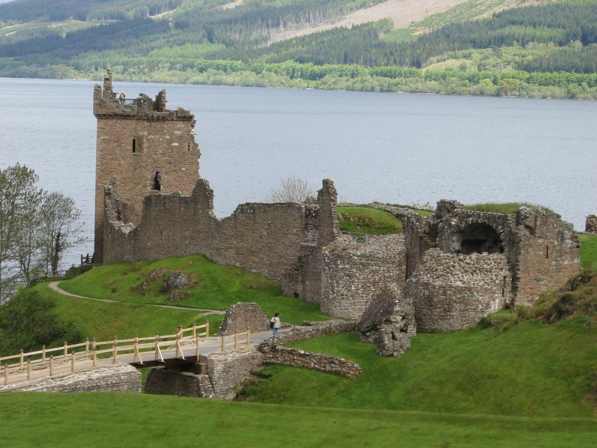 Scottish Castle Fairy-Tale