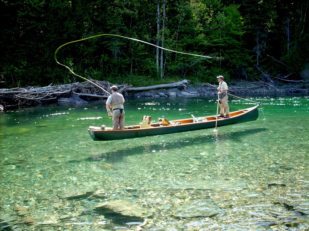 Freshwater Fishing in Gorgeous Canada