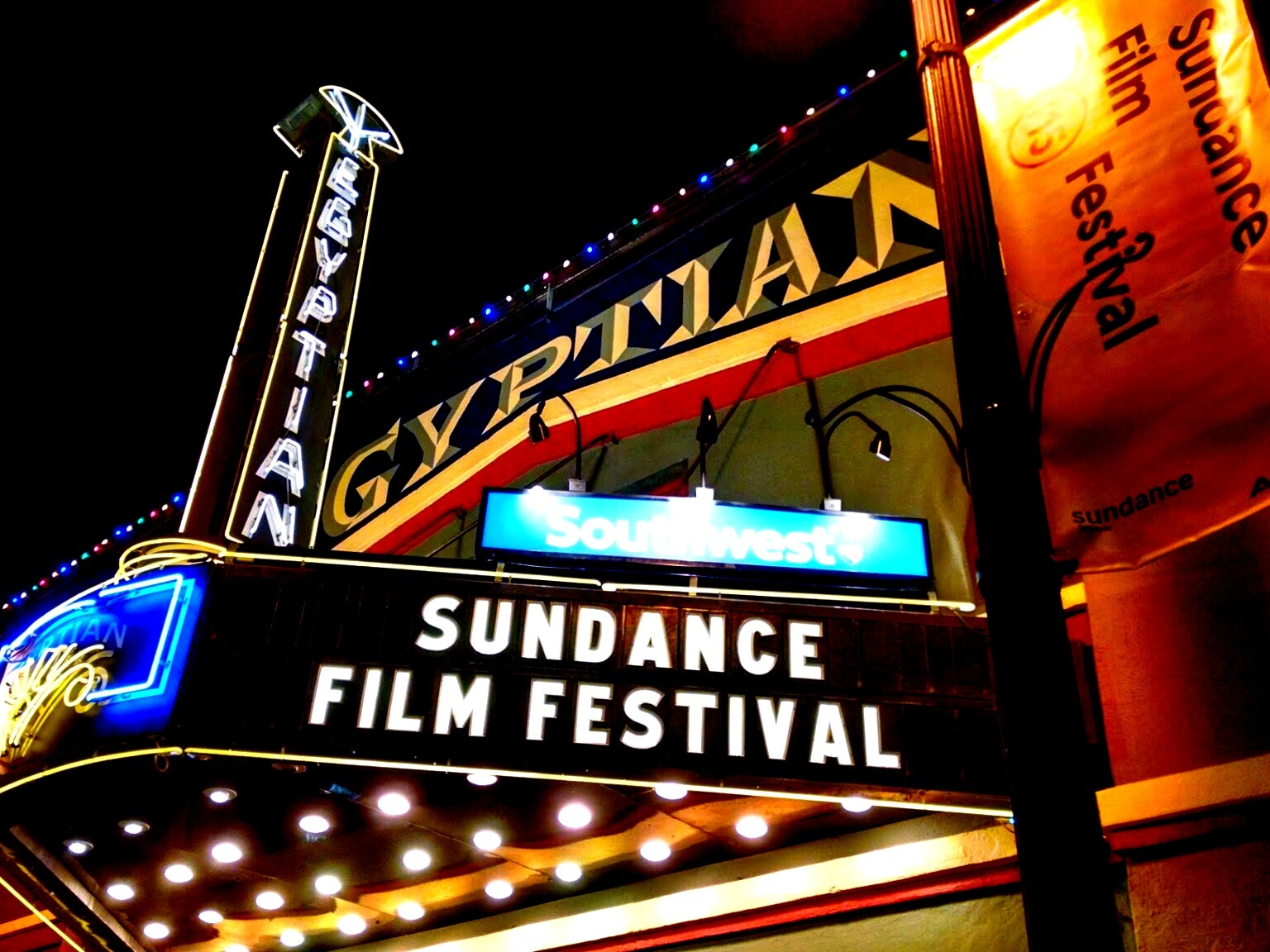 Attend the Sundance Film Festival! PARK CITY,