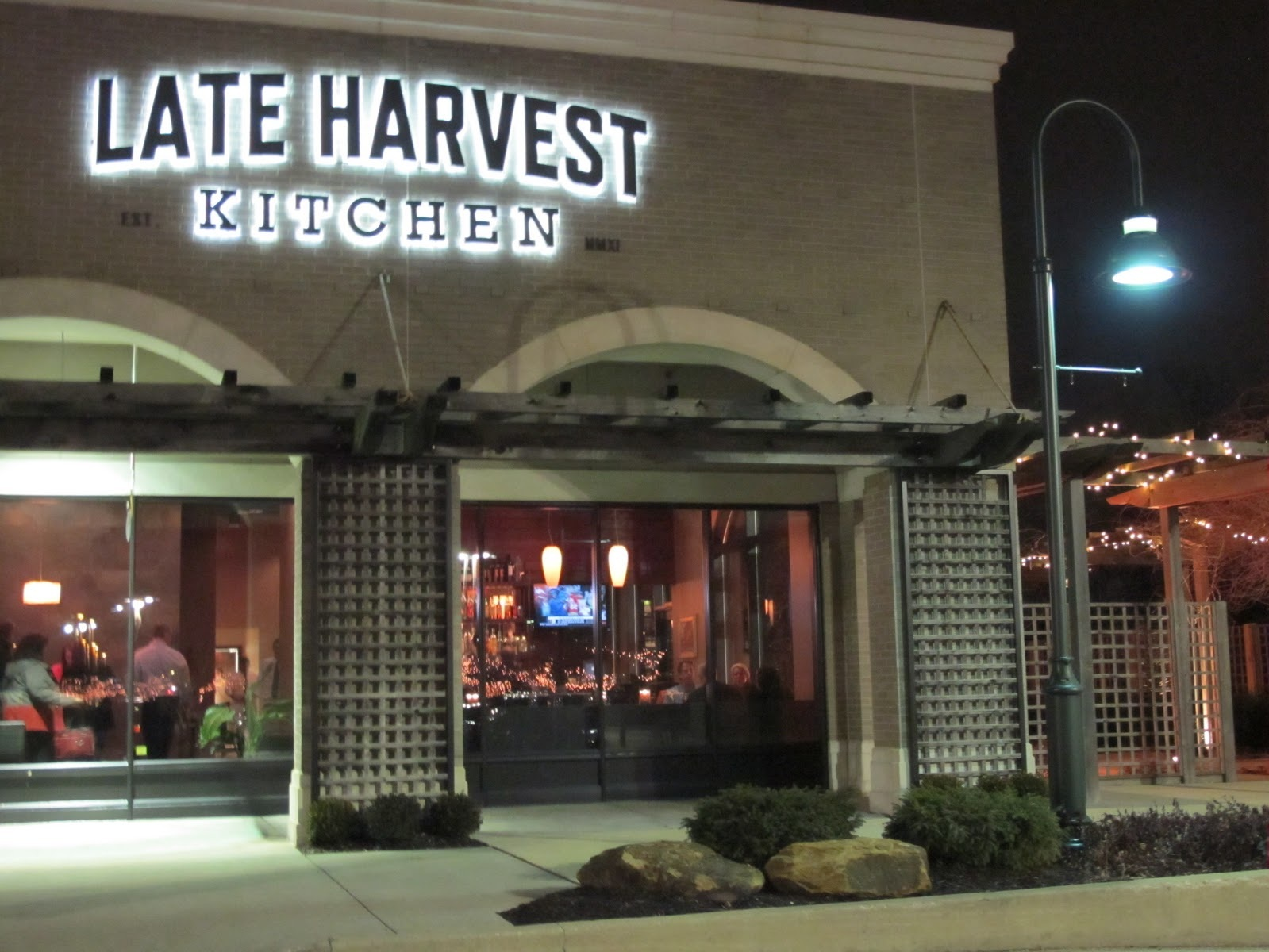 Octane Welcomes Late Harvest Kitchen On Friday May 10th