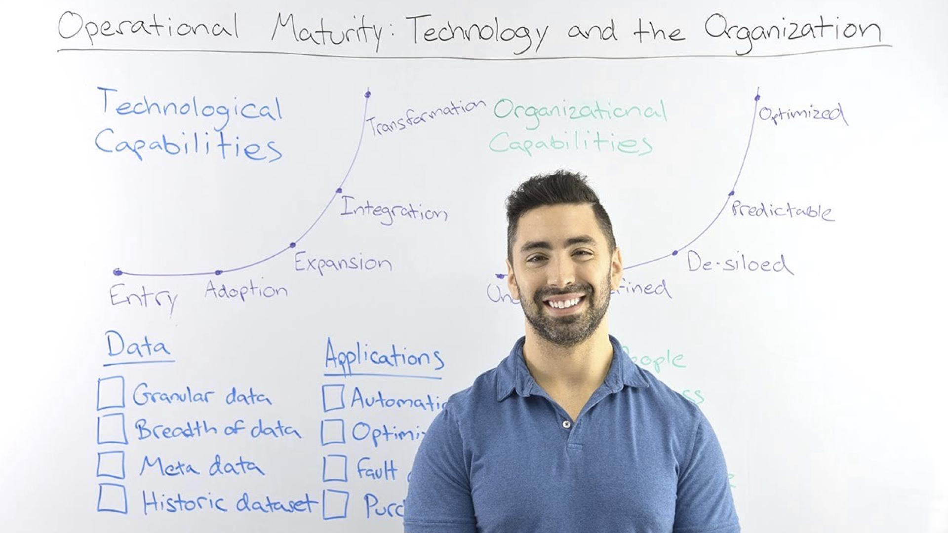 10. Operational Maturity: Technology and the Organization