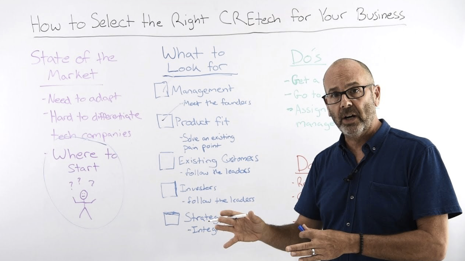 8. How to Select the Right CRETech for Your Business