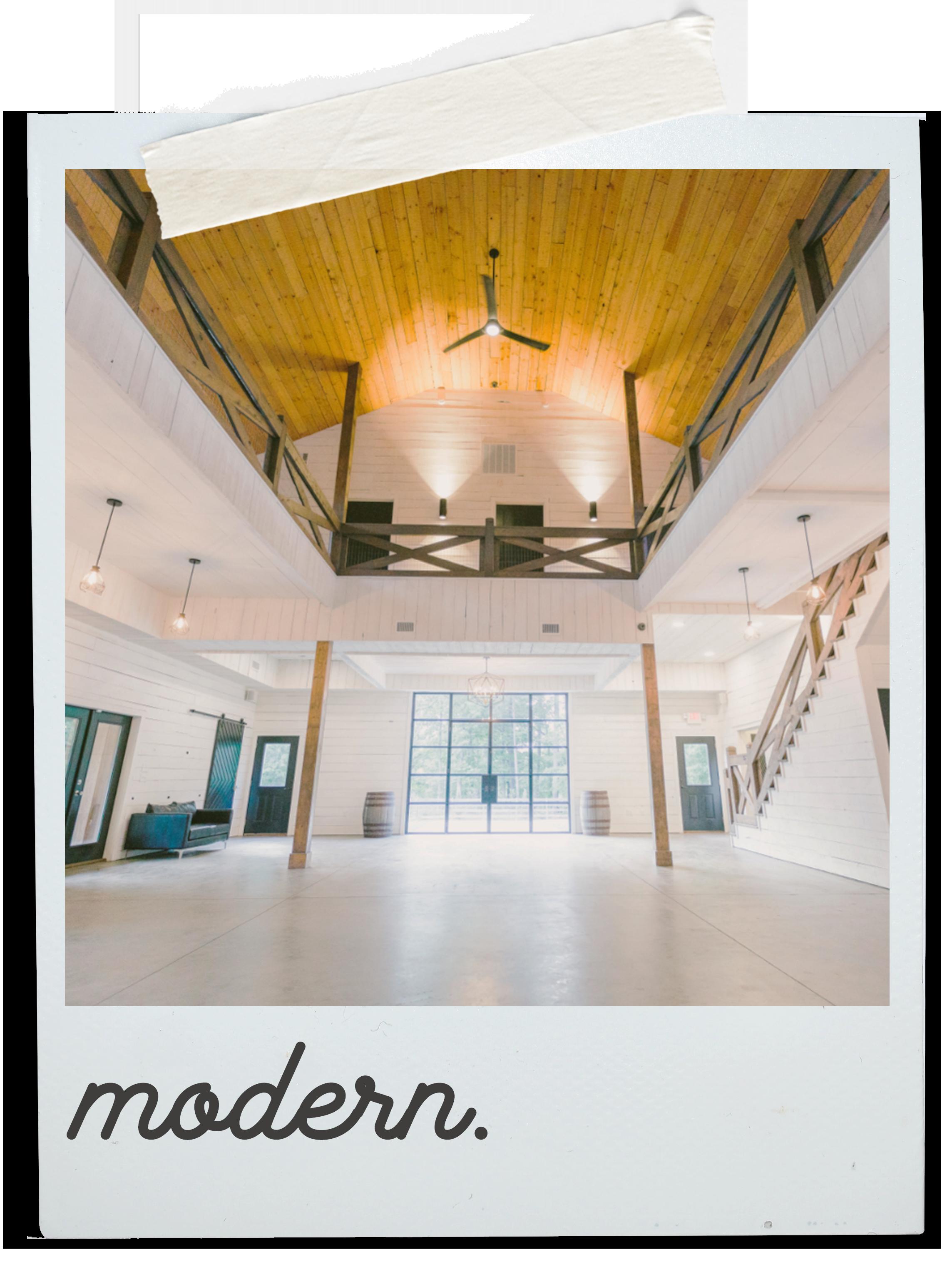 polaroid - HWA big interior - modern