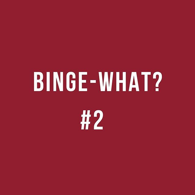 """🚨NEW EPISODE ALERT🚨 #99-BINGE WHAT? #2 offers some streaming entertainment news, and """"binge worthy"""" suggestions on @netflix, @hulu, and @amazonprimevideo. All episodes can be found wherever #podcasts are found or #linkinbio📲💻. #Bingewatch #bingewatching #streamingtv #Netflix #Hulu #AmazonPrimeVideo  #BBPodcastNetwork #podcaster #podcasting #podcastlife #podcastlisteners #podcastinglife #podcastsuggestions #podcastsupport #podcastofinstagram #podcasterofinstagram #podcastsofinstagram #podcastmedia #trendingtopics #podcastersofinstagram #ttwithbb"""