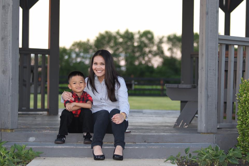 About - The first Asian American woman to win a primary election in Ohio's general assembly.