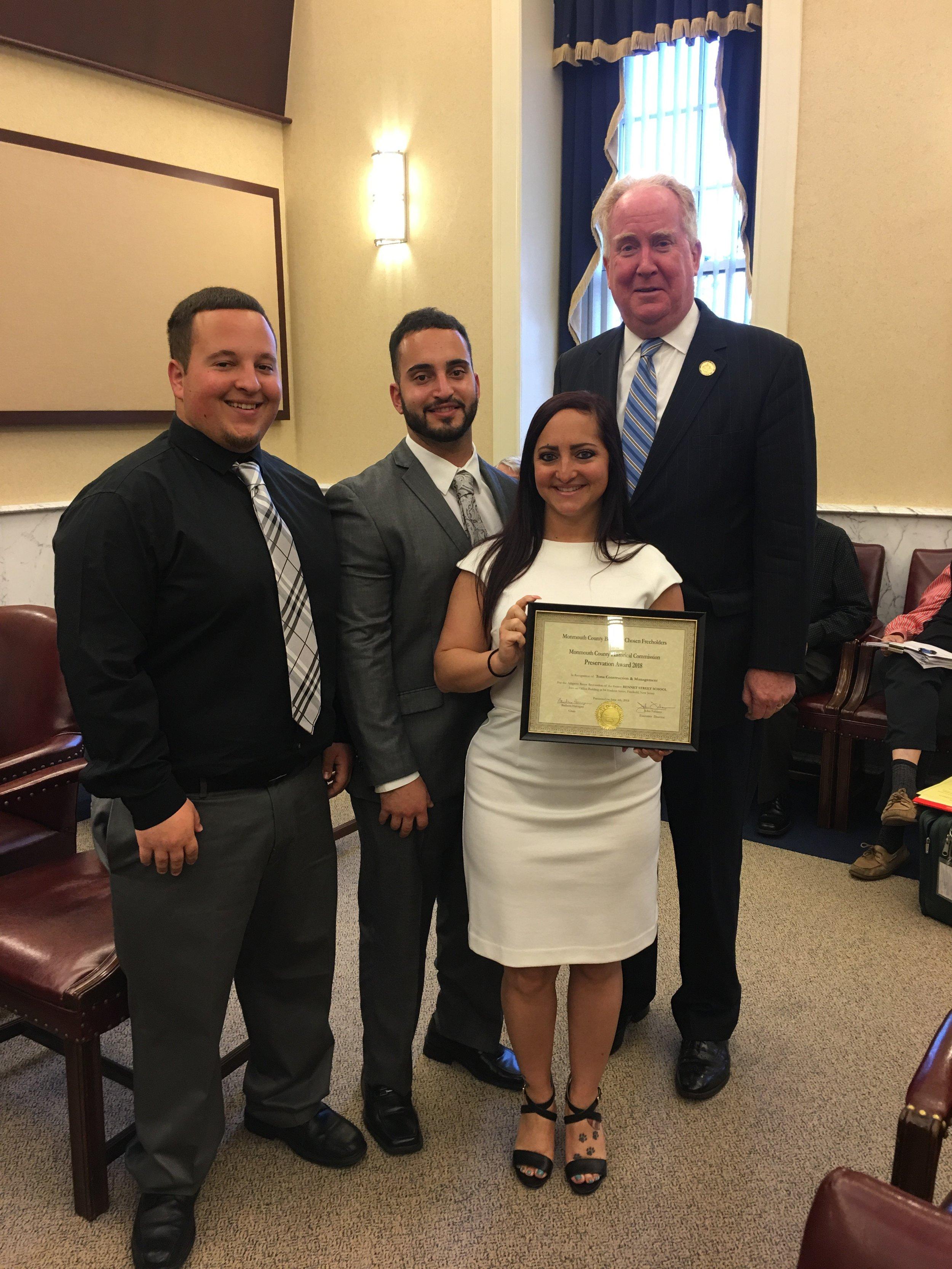 award pics with mayor.jpg