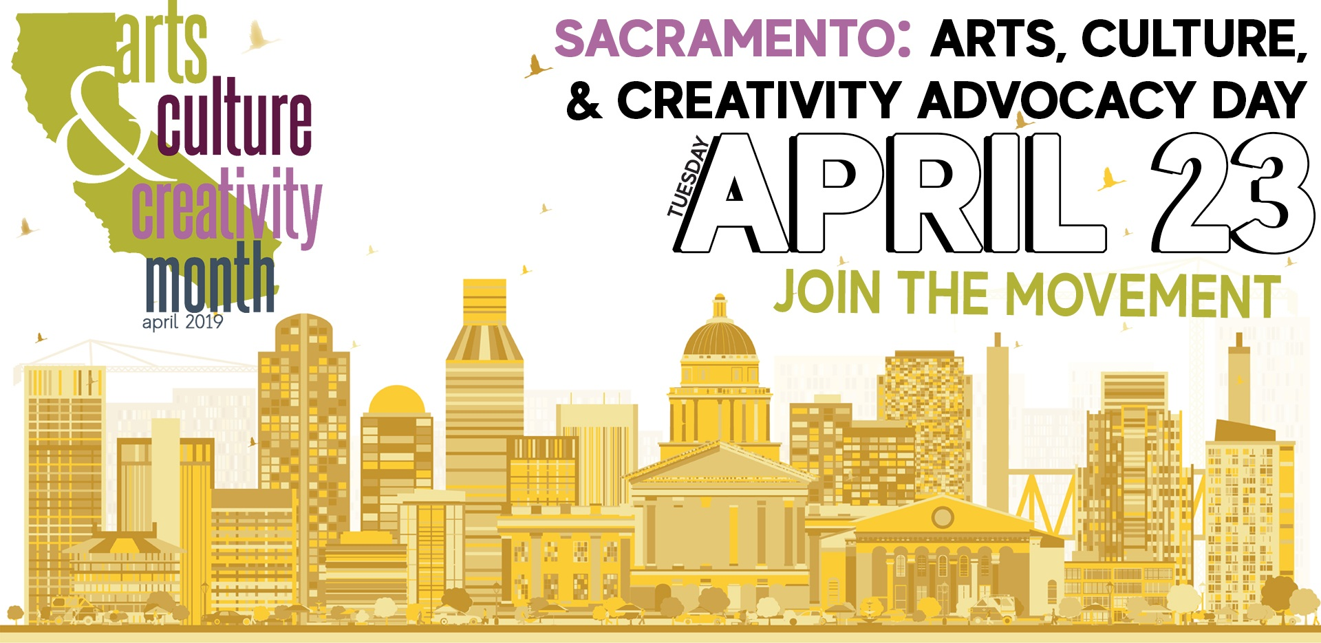 Brought to you by Californians for the Arts and California Arts Advocates. Click image above for more info