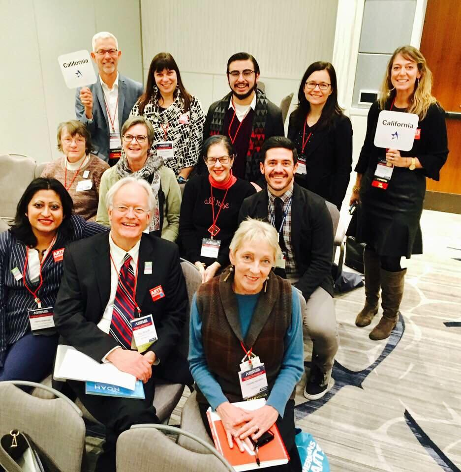 Your California Delegation to National Arts Advocacy Day