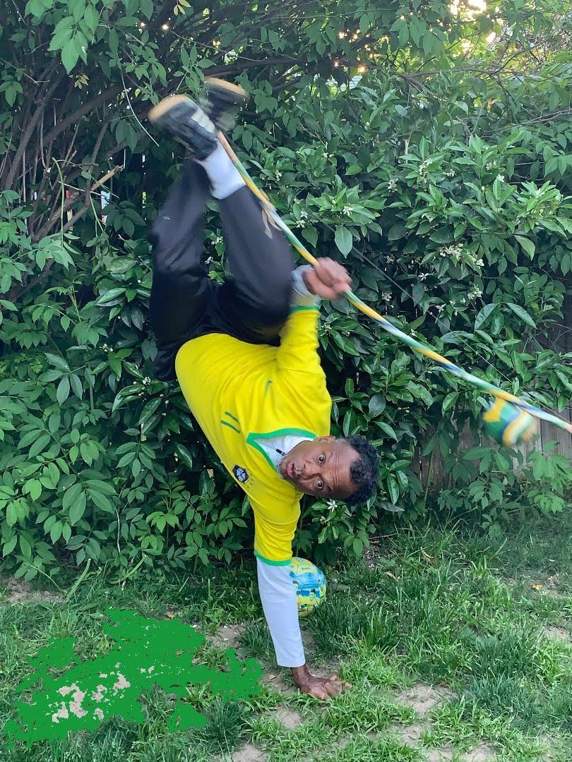10:00 AM: Mestre Caboclinho will perform Contemporary Brazilian Capoeira Angola