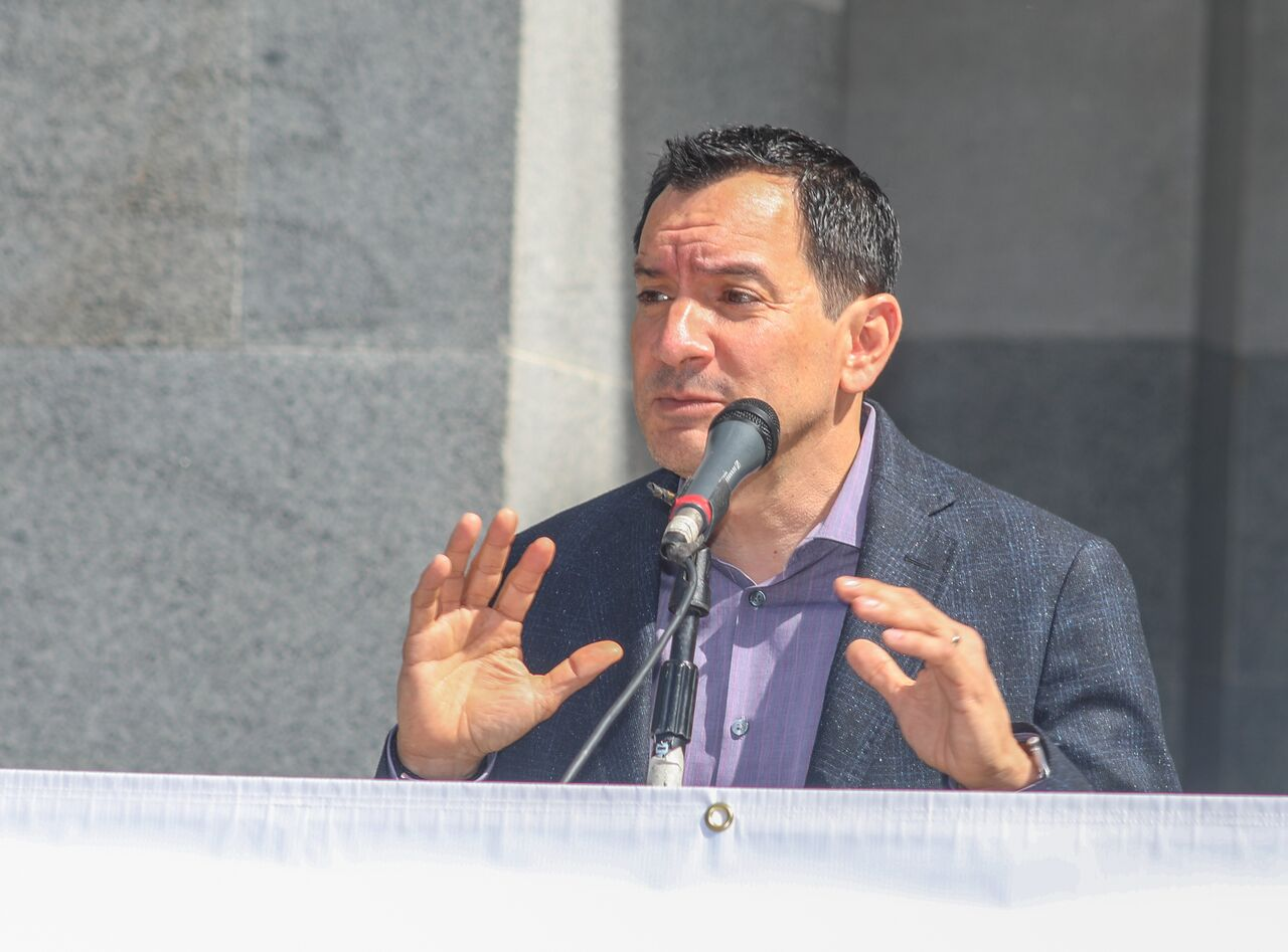 Speaker of the Assembly Anthony Rendon