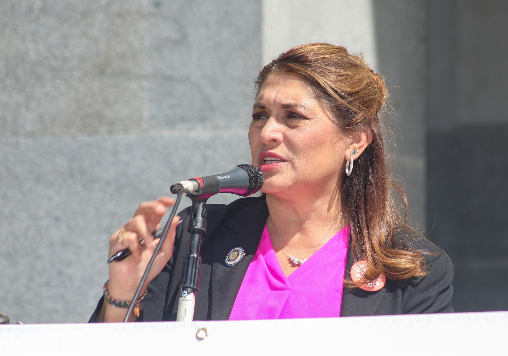 Assemblymember Sharon Quirk-Silva