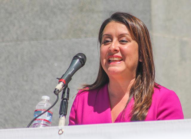 Assemblymember Luz Rivas