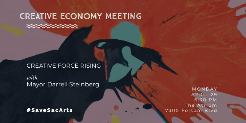 190427 Creative Economy Meeting and Panel with Mayor, Darrell Steinberg event.jpeg
