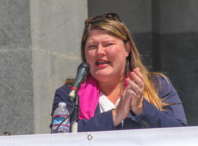 Assemblymember Tasha Boerner Horvath