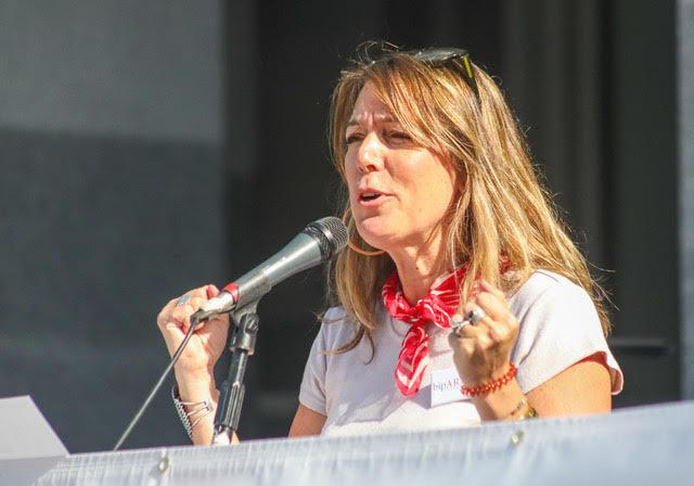 Californians for the Arts Executive Director Julie Baker