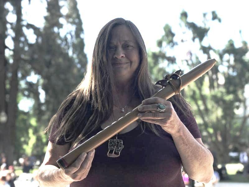 Musician Linda Michelle Hardy