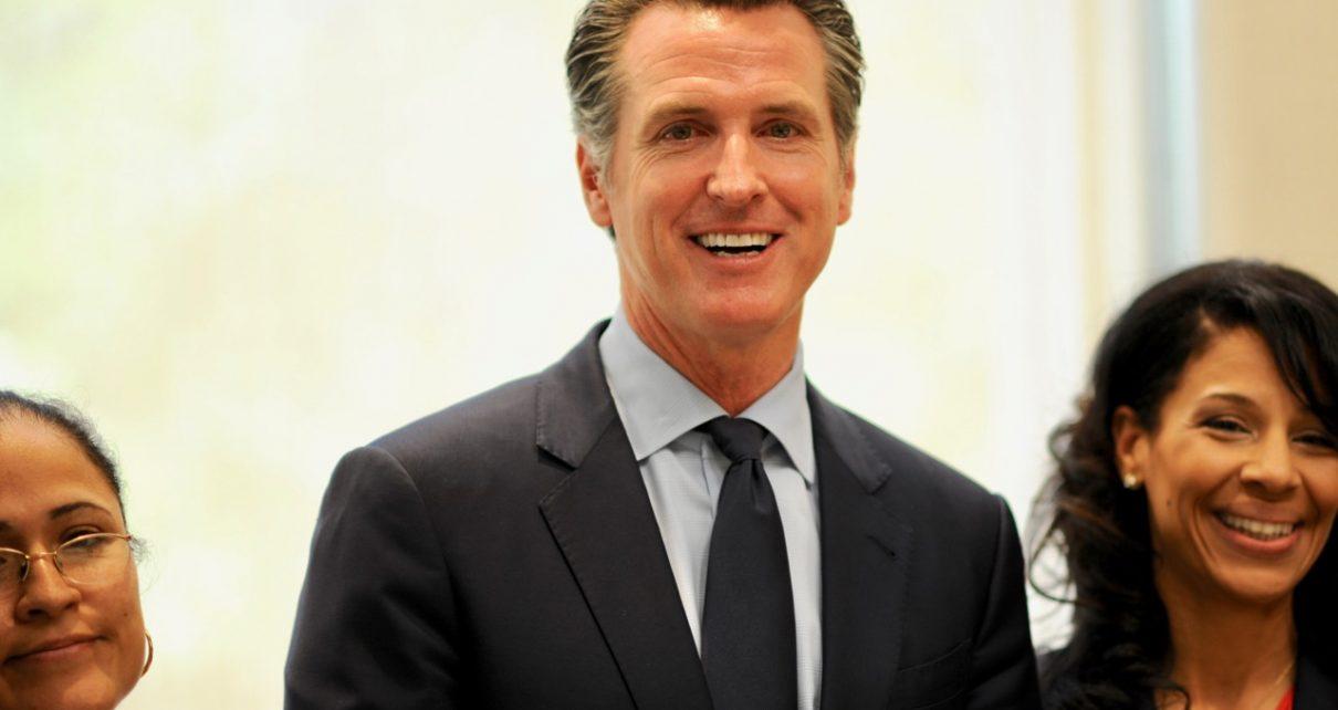 Gov. Gavin Newsom. (Photo by Kevin Sanders for California Globe)