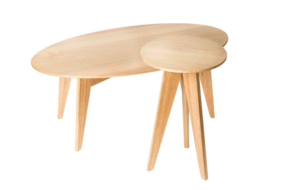 Lewis side table and Izzy Coffee Table