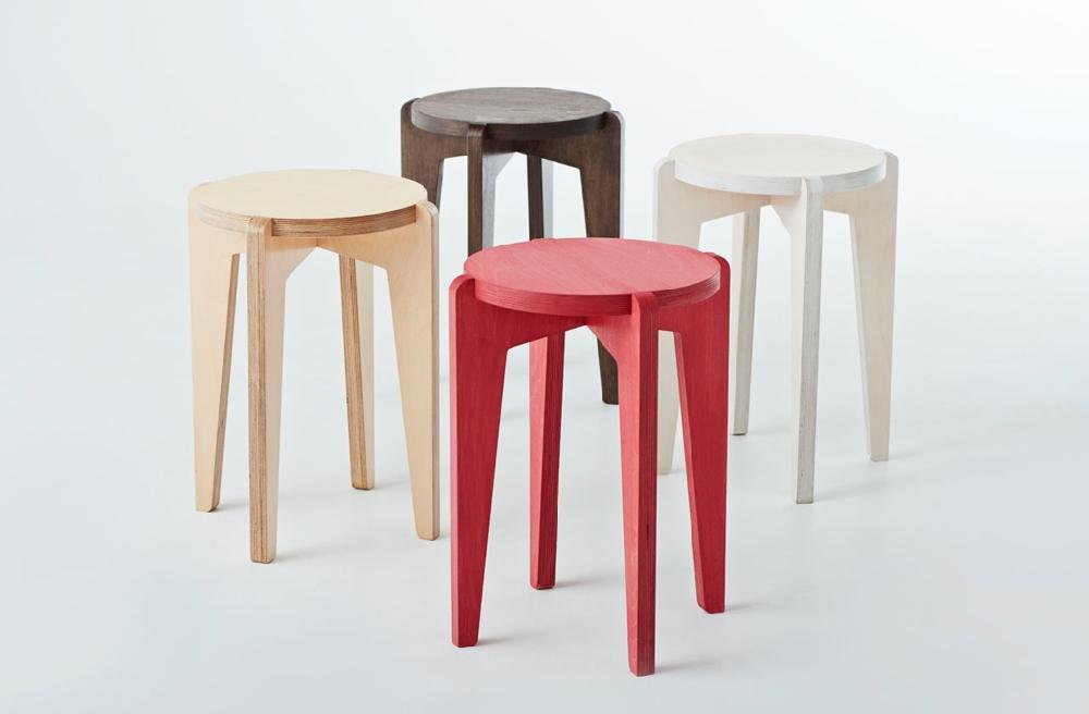 Daisy Low stool