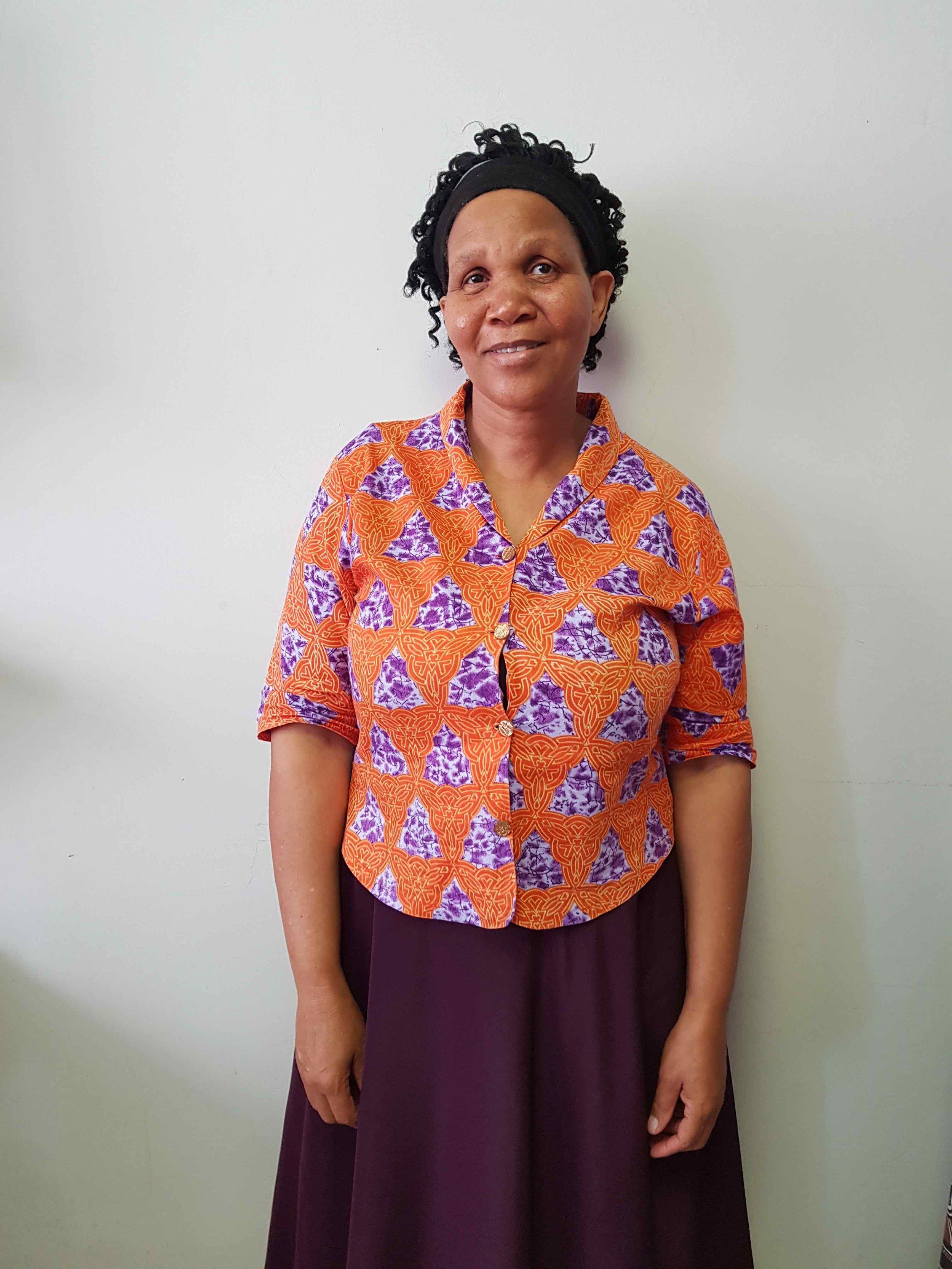 Letlhakeng Mphuthe dep school head Kedumetse -