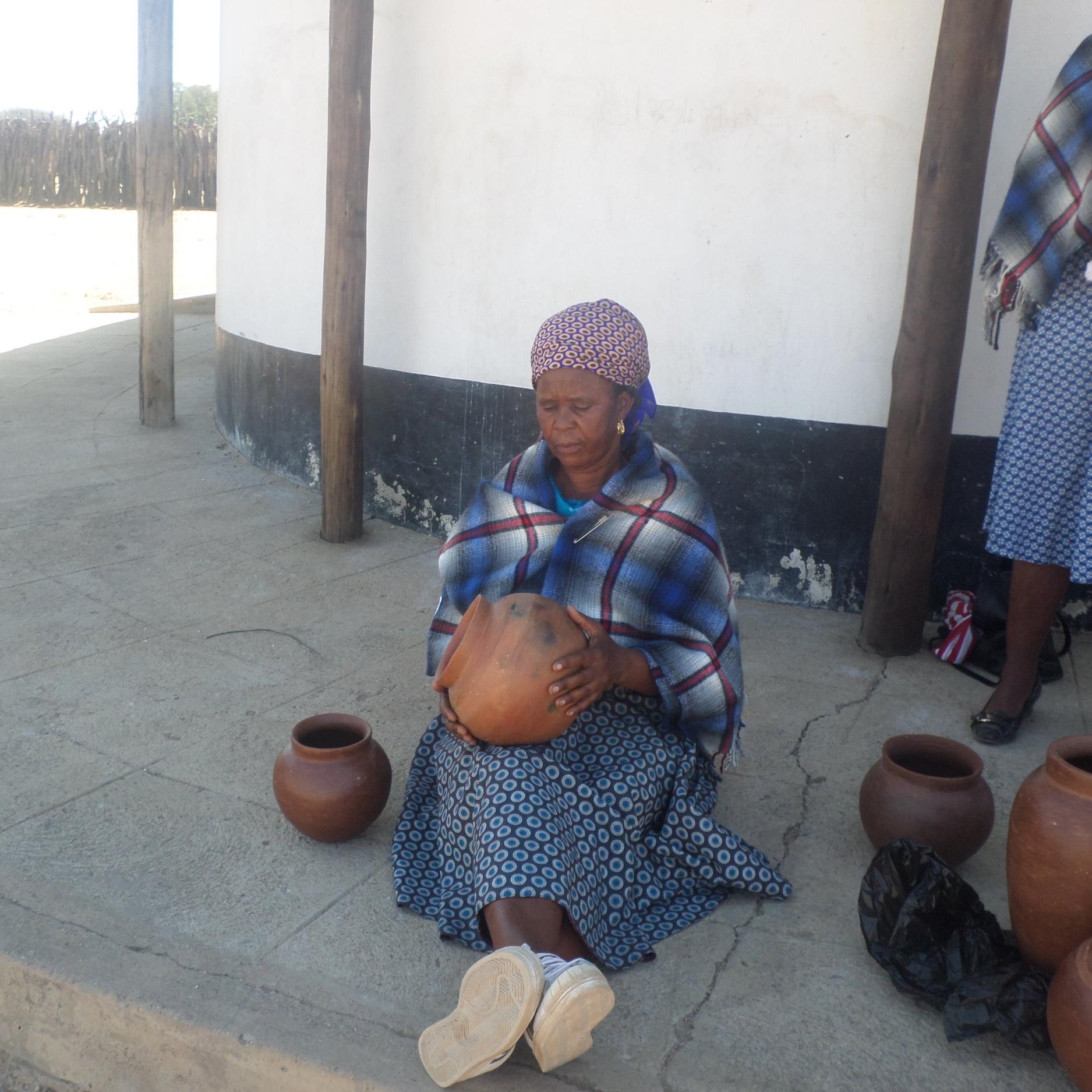 Lesego Thoane - Service Description∙ PotteryOpening Hours:Monday - Friday: Saturday: Sunday:Directions:WardContact:📞 (+267) 72 85 47 29✎ @